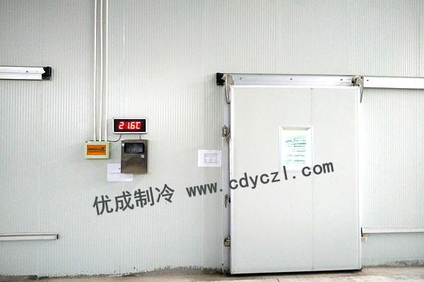溫江鮮花種植冷庫