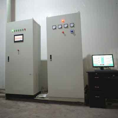 冷庫PLC智能控制系統